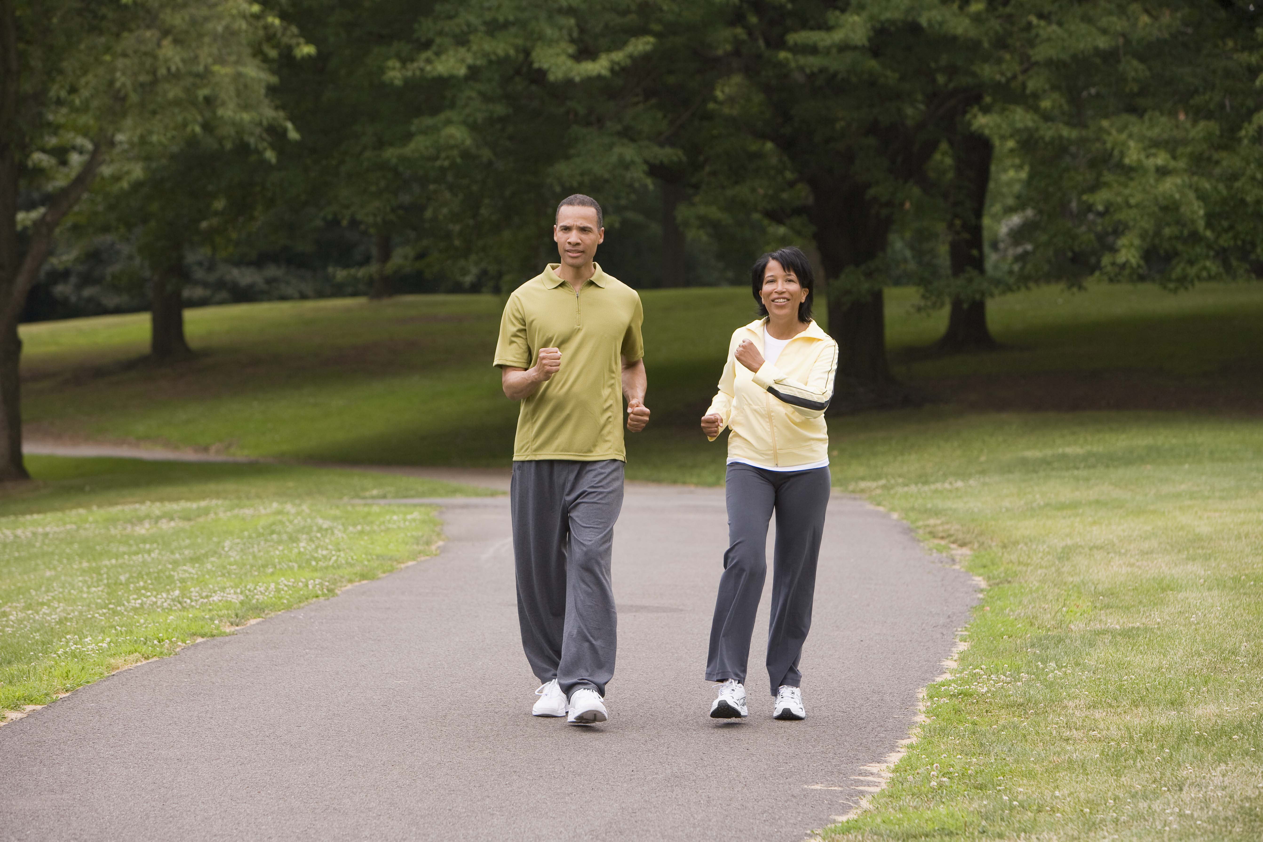 walking pain person increase body syndrome
